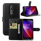 ECENCE Handy-Schutzhülle - Handytasche für Asus Zenfone 2