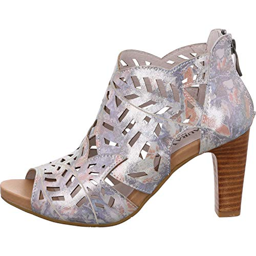 sandales - nu pieds laura vita alcbaneo 24 bleu 40