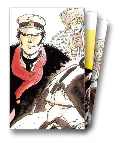 Coffret Folio Hugo Pratt