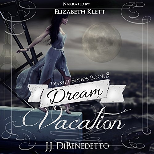 Dream Vacation audiobook cover art