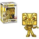 Funko Pop! Juegos # 313 Gold King Dice (2018 E3 Exclusive)