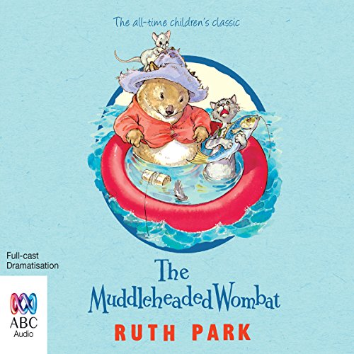 The Muddleheaded Wombat cover art