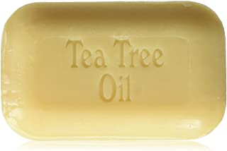soap work Tea Tree Oil Soap Bar, 110 g, Pack of 2