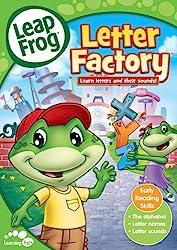 Gift Ideas for Preschoolers Under $10 - Leapfrog Letter Factory