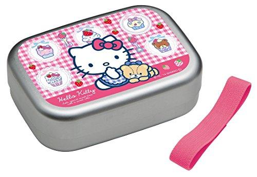 SKATER Fiambrera de aluminio de 370 ml de Hello Kitty...