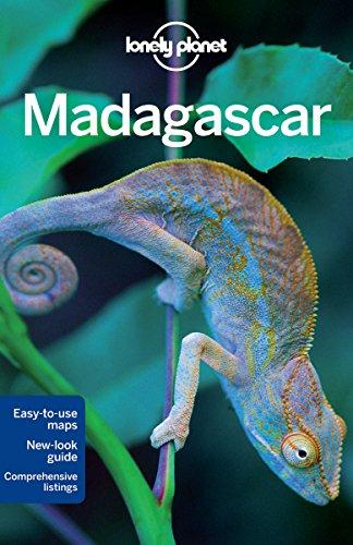 Lonely Planet Madagascar [Lingua Inglese]