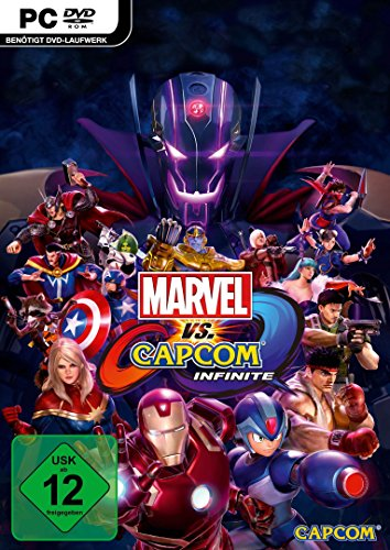 Marvel vs. Capcom Infinite - [PC]