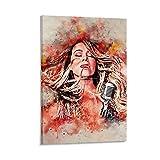 SOROP Butterfly Returns Mariah Carey Poster dekorative