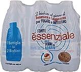 Fonte Essenziale Acqua Minerale Naturale 400ml X24 Bottiglie