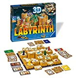 Ravensburger 26831 3D Labyrinth-The Moving Maze Family Board Game for Kids Age 7 Years and up