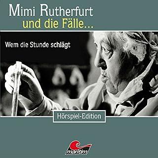 Wem die Stunde schlägt (Mimi Rutherfurt 35) Titelbild