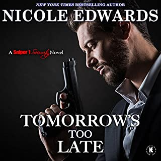 Tomorrow's Too Late audiobook cover art