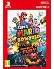 Super Mario 3D World + Bowser's Fury Standard | Nintendo Switch - Codice download