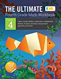 IXL | The Ultimate Grade 4 Math Workbook | Multi-Digit Multiplication, Division, & More | Ages 9-10, 224 pgs
