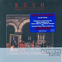 MOVING PICTURES [CD+BLU-RAY] [DELUXE EDITION] by RUSH [Korean Imported] (2011)