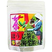 大和高原茶園 ほうじ茶&菊芋粉末 40g×3袋セット