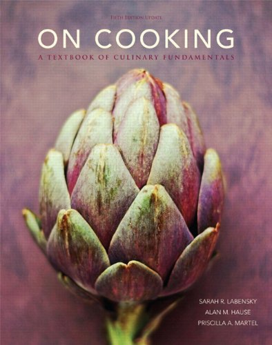 On Cooking Update Plus MyLab Culinary with Pearson eText -- Access Card Package (5th Edition)
