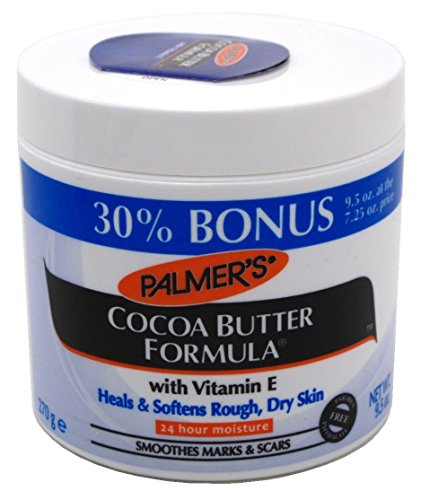 Palmer's Cocoa Butter Formula Daily Skin Therapy Jar 24h Moisture Softens, Smoothes 7.25oz 200g
