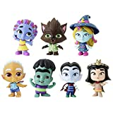 Hasbro Netflix Super Monsters Figures Monsters Up Collection 7-Pack Toys Ages 3 and Up
