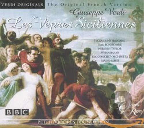 Verdi: Les Vepres Siciliennes [Vollständige französische Version von 1855]