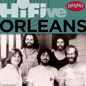 Rhino Hi-Five: Orleans