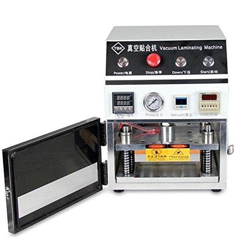 CGOLDENWALL 35,6 cm Vakuum-Laminiermaschine OCA LCD Bildschirm Renovierung Laminiergerät Maschine für Telefon Bildschirm Reparatur Ausrüstung