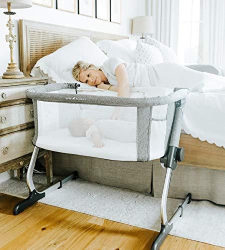 Best bedside baby cribs