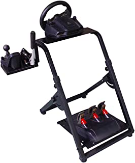 Dshot Tilt Adjustable Steering Wheel Stand for Logitech G29 Gaming Wheel - Supporting G920 G27 G25 Thrustmaster T500RS, T3...