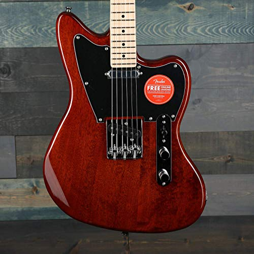 Fender Squier Paranormal Offset Telecaster MN Natural. Guitarra Eléctrica