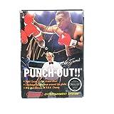 Mike Tyson Signed Nintendo Punch-Out Video Game Original Box Manual JSA COA RARE