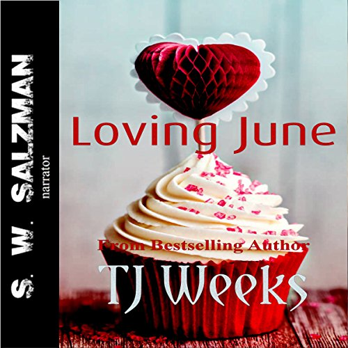 Loving June audiobook cover art