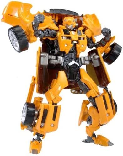 Raleigh Mall Takara Tomy Transformers Trans store Bumblebee Figure Scanning Action