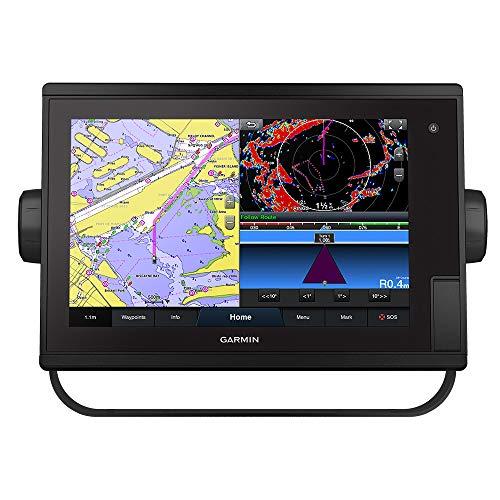 New Garmin GPSMAP 1222 Plus, 12 Touchscreen Chartplotter with Worldwide Basemap