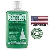 Sierra Dawn Campsuds All Purpose Cleaner, 4-Ounce, Green
