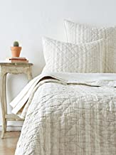 Be-you-tiful Home Adan Natural Quilt, Queen