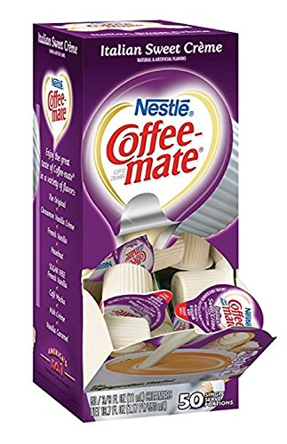 italian sweet cream coffee mate - 4
