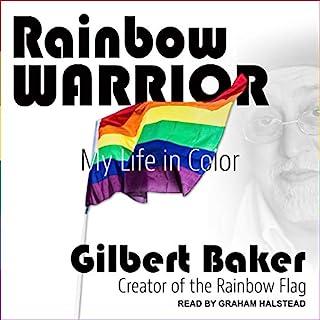 Rainbow Warrior audiobook cover art