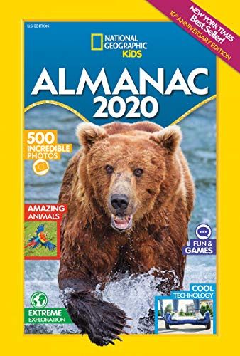 Price comparison product image National Geographic Kids Almanac 2020 (National Geographic Almanacs)