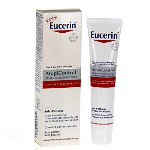 Eucerin AtopiControl Intensive Calming Cream 40ml by Eucerin