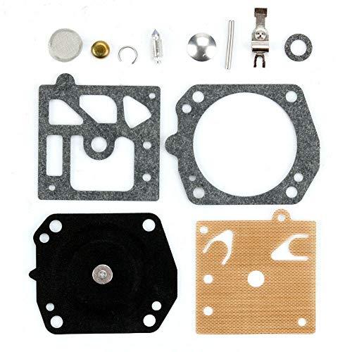 Carburetor Repair Kit for Craftsman 3.3 Chainsaw WALBRO HDA 49