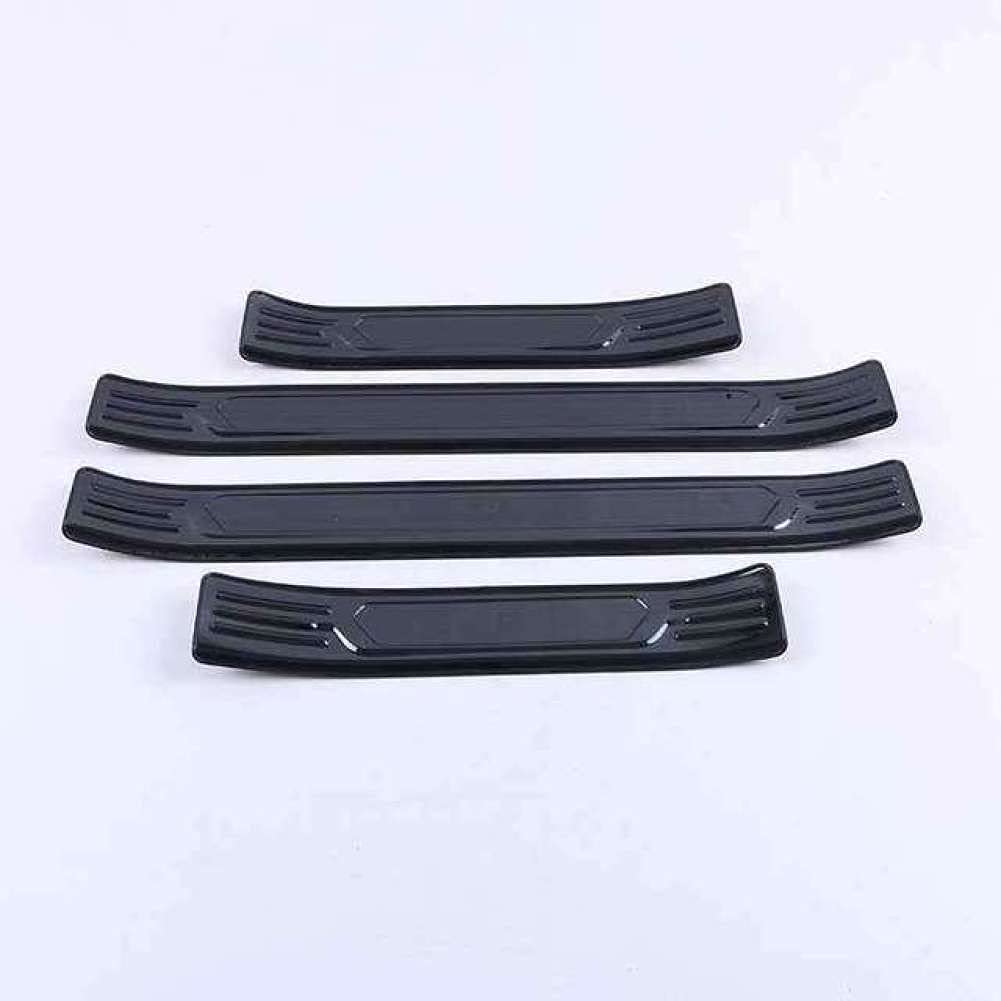 DEWOPNI Car Stainless Steel Exterior Spring new work one after another Door Trim Sale Plate Sill Scuff
