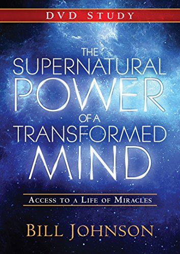 Supernatural Power Of A Transformed Mind: A DVD Study, The [USA]