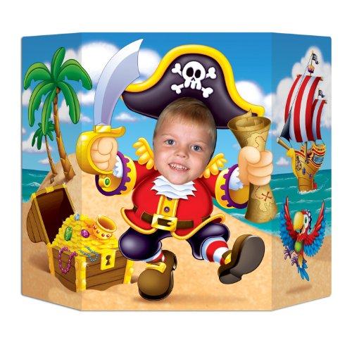 Generique - Passe-tête Pirate