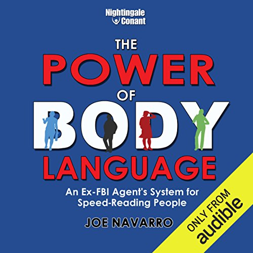 The Power of Body Language audiobook cover art