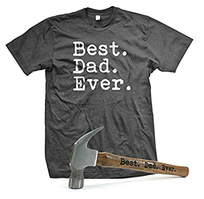 The Goozler Best. Dad. Ever. Funny Father's Day Holiday or Gift Unisex T-Shirt