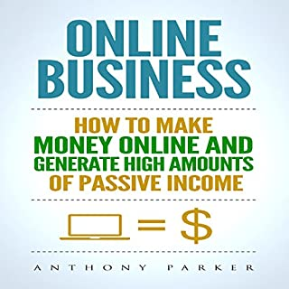 Online Business audiobook cover art