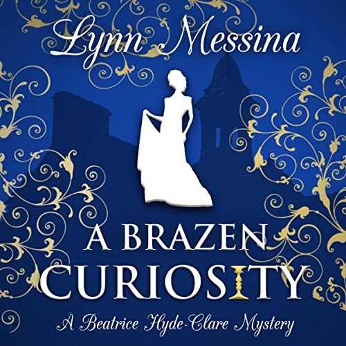 A Brazen Curiosity: A Regency Cozy audiobook cover art