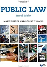 Public Law 2e (Blackstone's Statues Series)