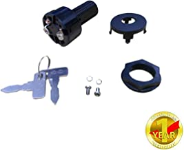 Starter Switch,Club Car DS Electric Golf Cart 1996-Up Ignition Key Switch | 36 Or 48 Volts,Suit 101826201