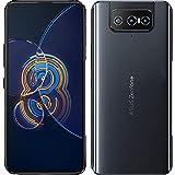 asus zenfone 8 flip zs672ks-2a003eu, smartphone 5g, display 6,67 amoled 2400x1080 90hz, 256 gb, ram 8gb, flip camera with dual led flash, 5000mah, dual sim, (2021), black